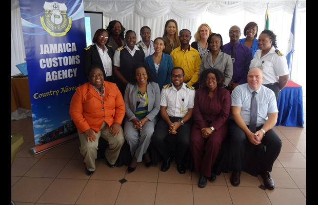WCO mission to Jamaica to support implementation of an advance ruling system