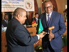 Hand-over of the Chairmanship of the Bureau for 2017/2018 from Comoros to Cameroon