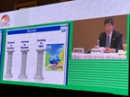 Dr. Mikuriya explained during his speech how the WCO contributed to CAREC's objectives