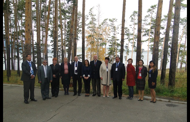 6th meeting of the regional structures of the WCO Europe Region held in Kazakhstan
