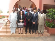 Resource Mobilization in Guinea-Bissau!