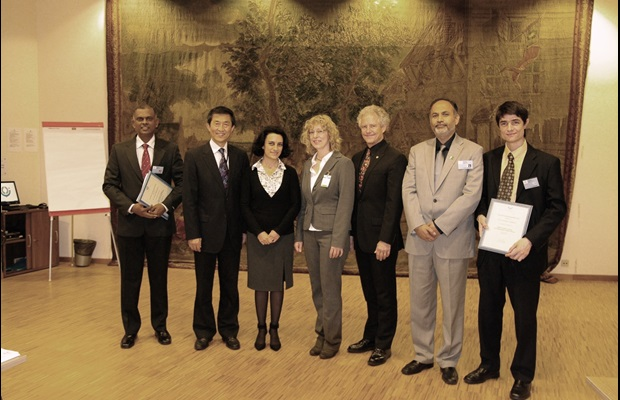 Accreditation Ceremony on 31 October 2013