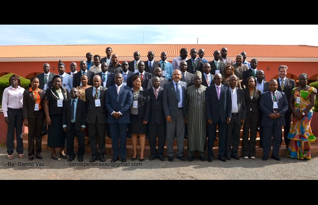 4th meeting of the WCA contact points-Bissau Oct 2013