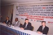 Regional workshop in Lomé, Togo