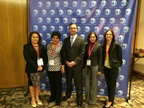 From left to right: Maria Iris Cespedes, Head of the AEO programme in Costa Rica, Marlene Ardaya, Director General of Bolivia Customs, Sergio Mujica, WCO Deputy Director General, Martha Zamora, Head of the AEO in Honduras, and Isabel Clavijo, Head of the AEO programme in Mexico