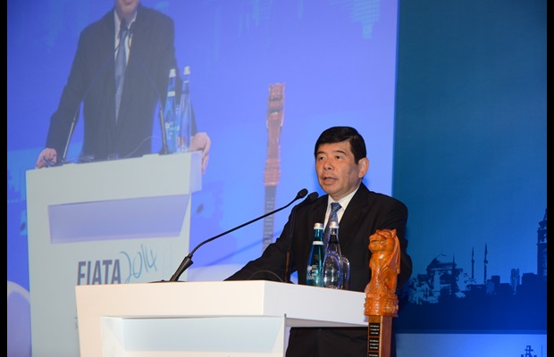WCO addresses sustainable growth in logistics at the FIATA World Congress