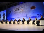 Discussion panel at the FIATA World Congress