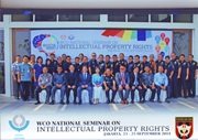 National Workshop on Intellectual Property Rights for Indonesian Customs