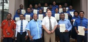 National Workshop on HS in Vanuatu