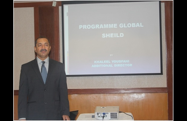 WCO PGS accredited trainer at EUV Training in Karachi, Pakistan