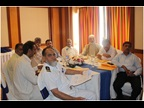 FBR customs officers at EUV Training in Karachi, Pakistan