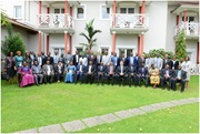 5th meeting in Gabon of the Capacity Building Contact Points for the West and Central Africa region