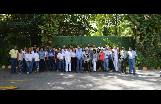 Colombia hosts a WCO National Workshop on Customs Laboratories and sampling procedures