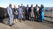 Site visit of Lesotho and Seychelles delegations to Finland on Co-ordinated Border Management