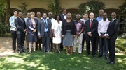 Participants at the 2nd Meeting on the SACU Regional Custom Risk Management Strategy – 19 to 23 October 2015, Johannesburg, South Africa