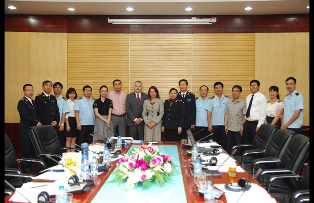 The WCO works in partnership with Vietnam Customs to help them shape the future of their organization – Workshop on Strategic Planning held in Hanoi