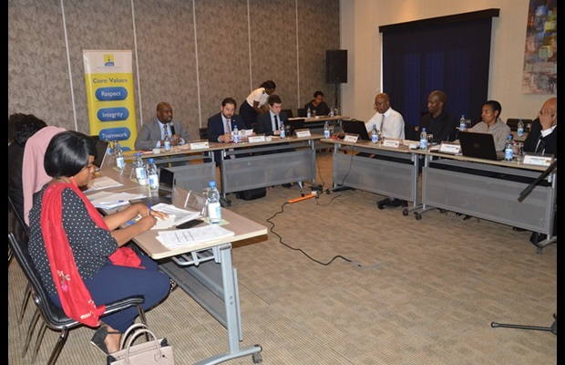 The workshop was jointly chaired by Mr. Ricardo Treviño Chapa, WCO Deputy Secretary General, and Mr. Dicksons Collins Kateshumbwa, Commissioner of Uganda Customs and Vice-Chair of the WCO Council for the region