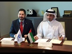 WCO Deputy Secretary General Ricardo Treviño Chapa here with H.E. Mohamed Jumma Buosaiba, Director General of the FCA, during the signature of the Licence Agreement for the use of WCO e-learning modules by UAE Customs administrations