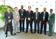 The 2013/2014 WCO Career Development Programme Commences