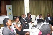 Dialogue on national-level Customs training strategy development in Uganda