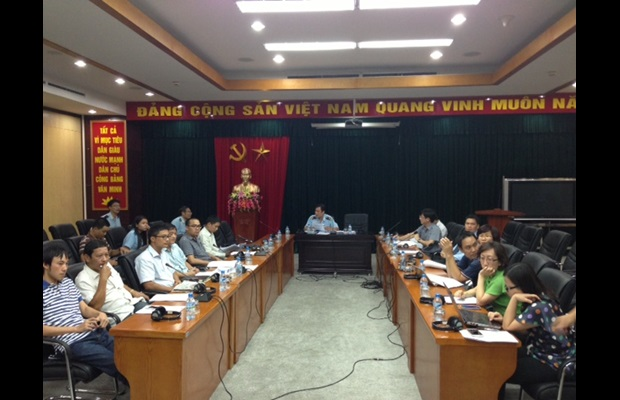 WCO support Vietnam Customs in the area of Customs Brokers and Stakeholder Engagement