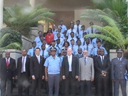 Participants at the Mozambique National Policy Dialogue