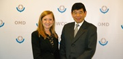 WCO Meets with Senior Director of the World Bank Group