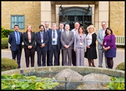UK experts pass the first step of the WCO Mercator Programme Advisors accreditation process in Lincoln, United Kingdom, 7-11 September 2015
