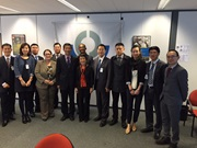 China Customs Delegation visits WCO Headquarters