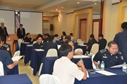 WCO Workshop on Inland Depots in Lao PDR