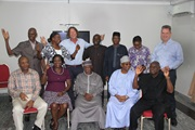 Participants and facilitators – Nigeria Top Executive Retreat