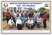 WCO Cargo Targeting System Deployed to Kenya Revenue Authority and User Training Delivered