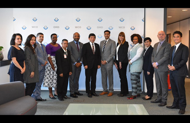 2018-2019 WCO-Japan Career Development Programme Commences