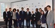Ten Customs officials - from Angola, Burundi, Egypt, Gambia, Iran, Maldives, Namibia, Paraguay, Thailand and Uzbekistan - have started their term at the WCO Secretariat where they will work for the next 10 months in various professional capacities