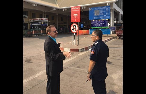 National visit to Lao Customs