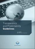 Transparency and Predictability Guidelines