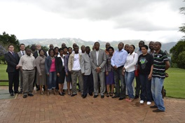 Group photo Swaziland LMD