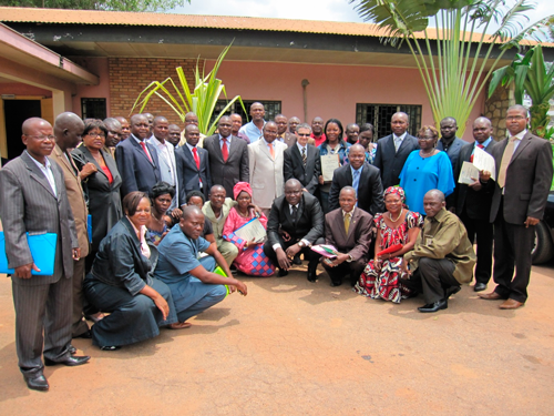 HS national seminar in Central Africa
