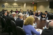 WCO addresses the US Interagency Committee on WCO matters