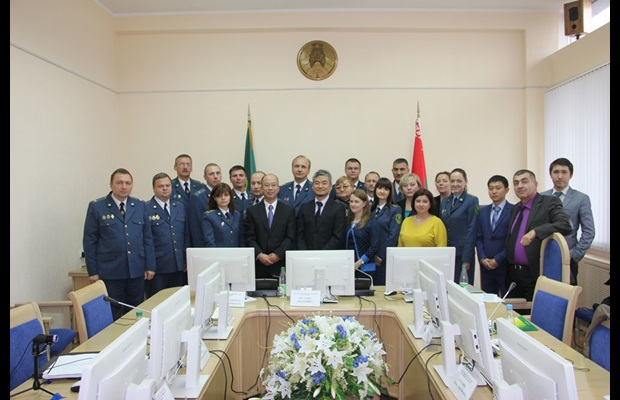 WCO Sub-Regional Workshop on PCA for the Eurasian Economic Union in Belarus