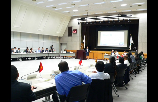 Workshop on risk-based cargo selectivity in the Asia/Pacific region
